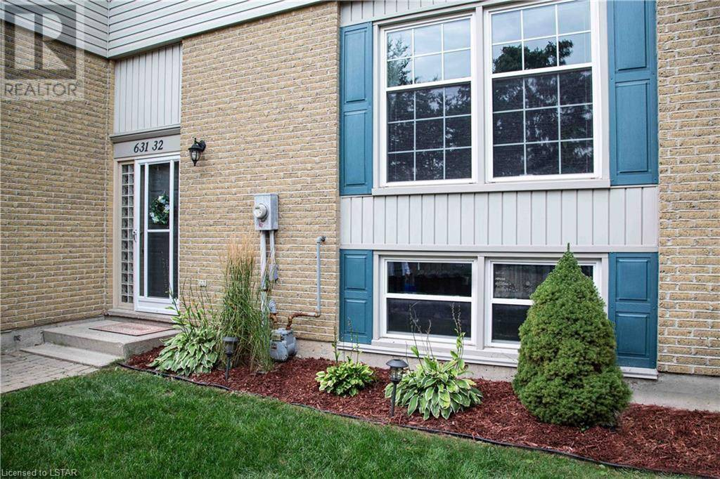 Townhouse for sale at 32 Cranbrook Rd Unit 631 London Ontario - MLS: 221532