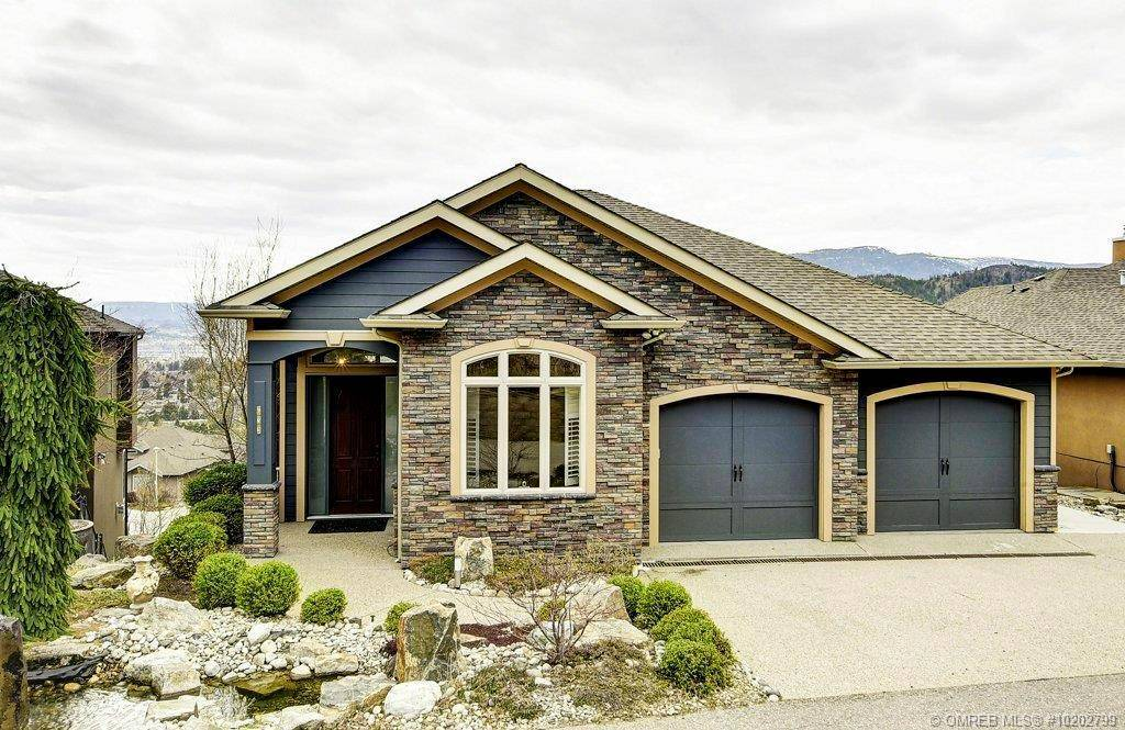 House for sale at 631 Denali Dr Kelowna British Columbia - MLS: 10202799