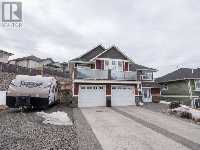 House for sale at 631 Dunrobin Drive  Kamloops British Columbia - MLS: 155947