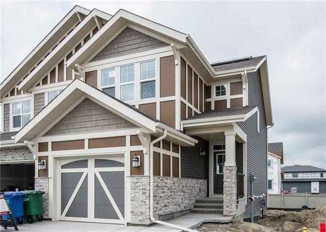 Townhouse for sale at 631 Kingsmere Wy Southeast Airdrie Alberta - MLS: C4257133