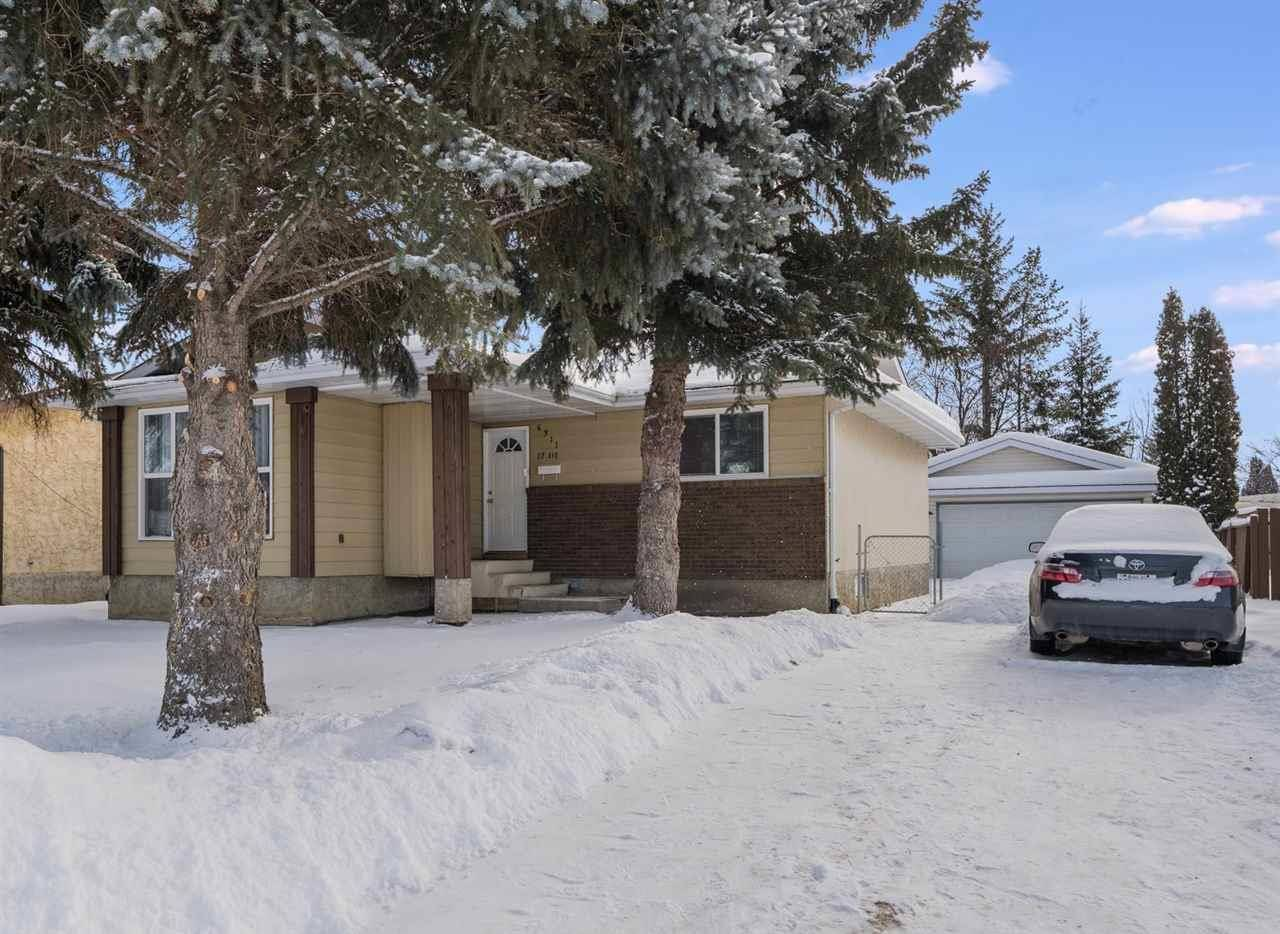 House for sale at 6311 17 Ave Nw Edmonton Alberta - MLS: E4187909