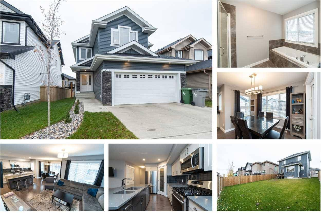 House for sale at 6311 57 Ave Beaumont Alberta - MLS: E4178074
