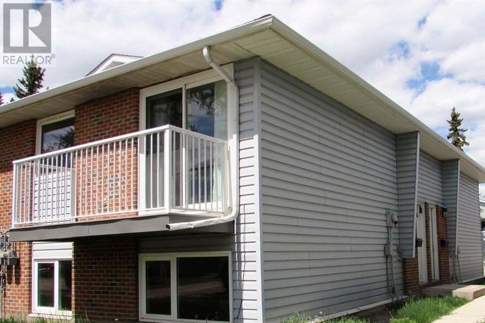 Townhouse for sale at 6312 2 6312 58 Av Ave Red Deer Alberta - MLS: A1001779