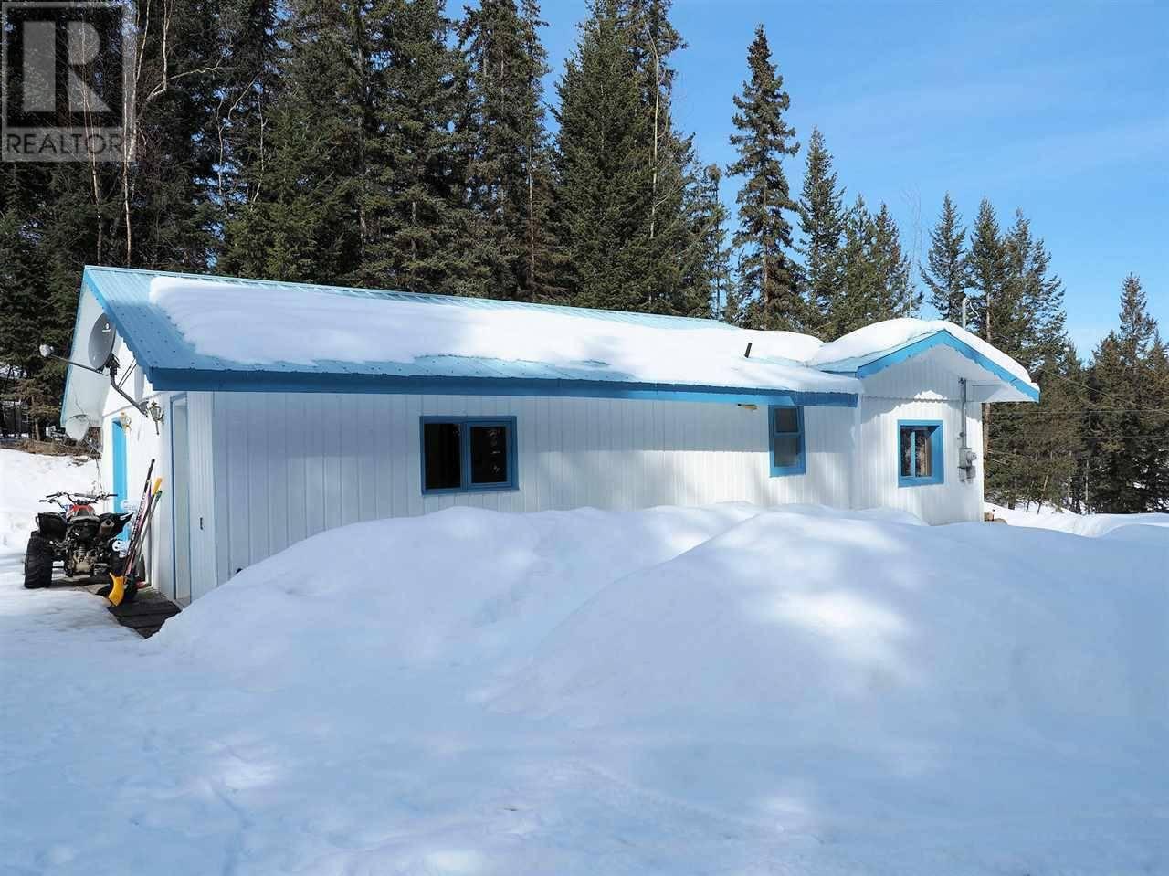 House for sale at 6312 Mulligan Dr Horse Lake British Columbia - MLS: R2431241