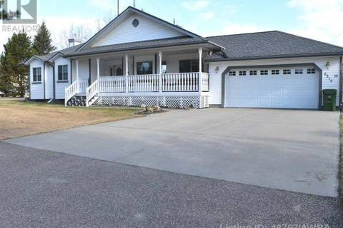 House for sale at 6316 19 Ave Edson Alberta - MLS: 48767