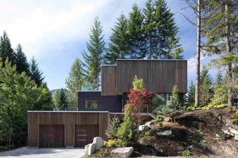 House for sale at 6316 Wedge Ln Whistler British Columbia - MLS: R2473892