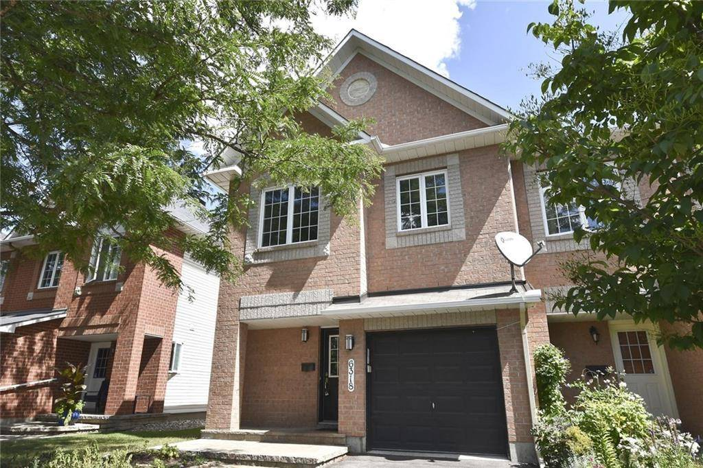 Townhouse for rent at 6318 Sablewood Pl Ottawa Ontario - MLS: 1165848