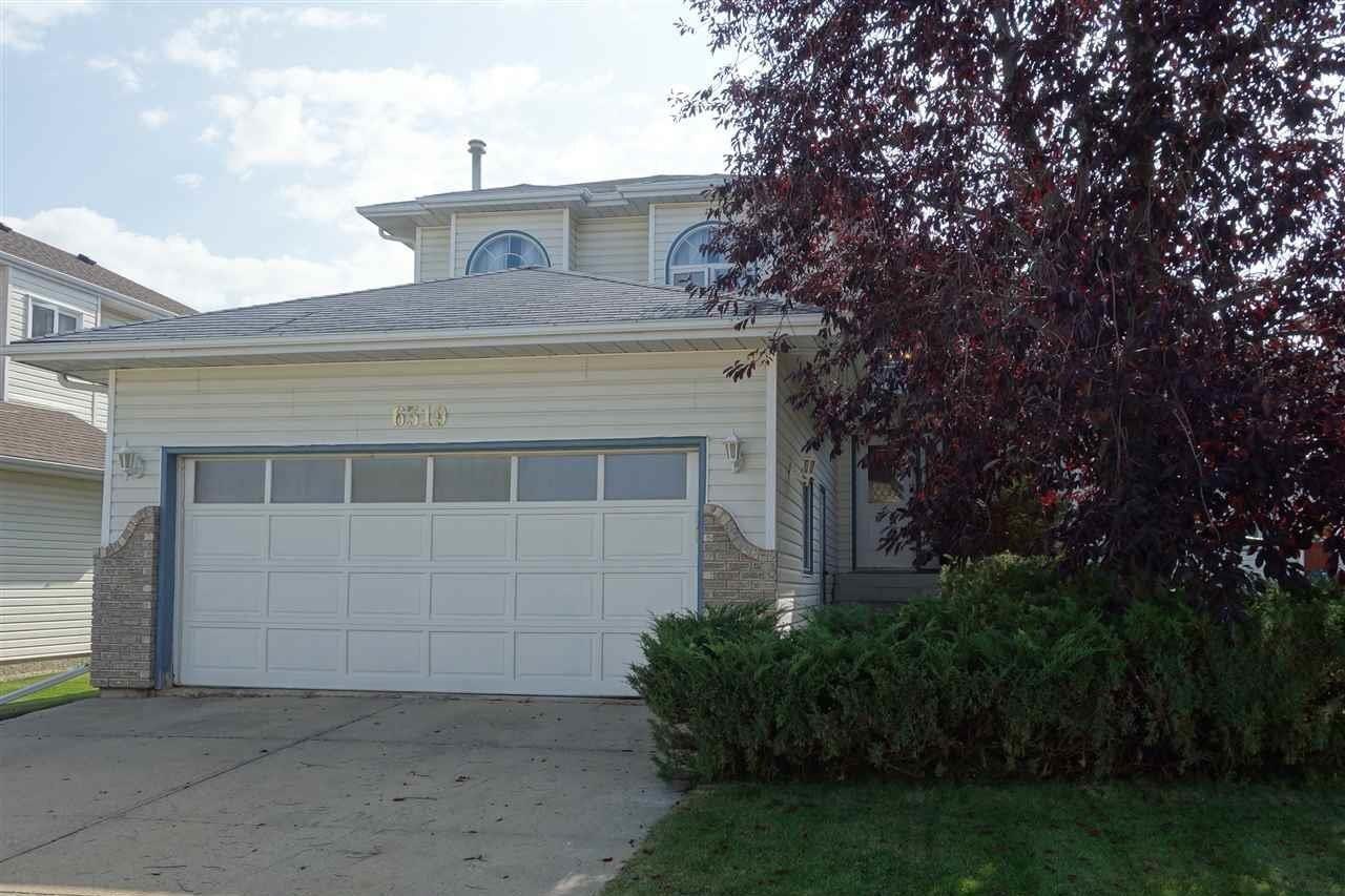 House for sale at 6319 161 Av NW Edmonton Alberta - MLS: E4214801