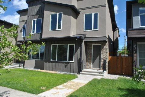Townhouse for sale at 632 17 Ave NW Calgary Alberta - MLS: A1058281