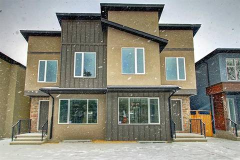 Townhouse for sale at 632 17 Ave Northwest Calgary Alberta - MLS: C4289900