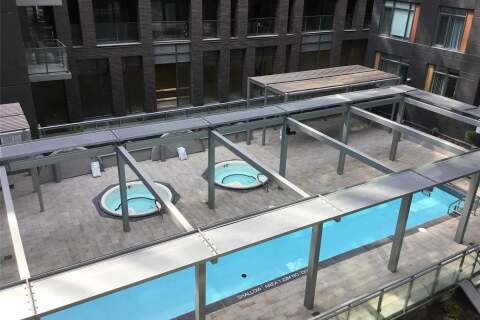 Apartment for rent at 525 Adelaide St Unit 632 Toronto Ontario - MLS: C4918517