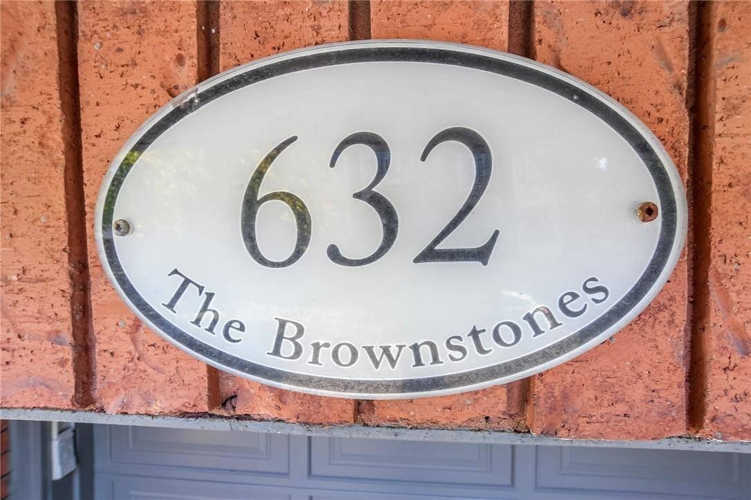 Townhouse for sale at 895 Maple Ave Unit 632 Burlington Ontario - MLS: H4065716