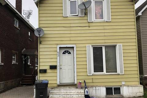 Townhouse for sale at 632 Albert St W Sault Ste. Marie Ontario - MLS: SM125256