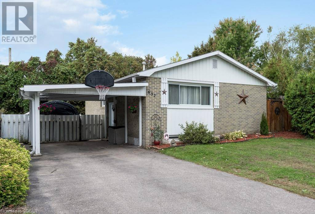 House for sale at 632 Bayview Dr Midland Ontario - MLS: 226441