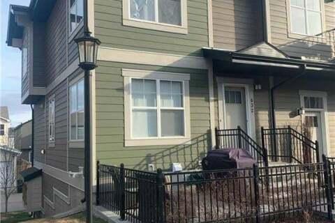 Townhouse for sale at 632 Cranford Wk SE Calgary Alberta - MLS: C4288315