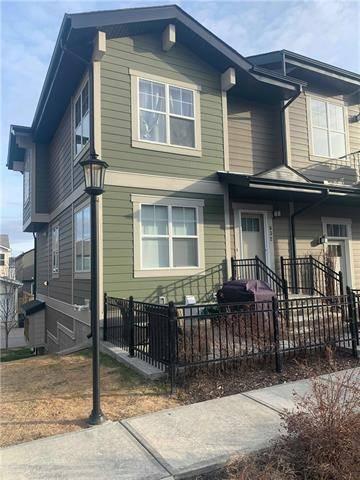 Townhouse for sale at 632 Cranford Walk/walkway Southeast Calgary Alberta - MLS: C4288315