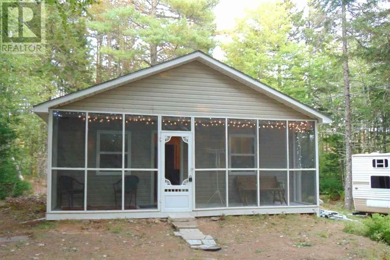 House for sale at 632 Falkenham Rd East Dalhousie Nova Scotia - MLS: 202019294