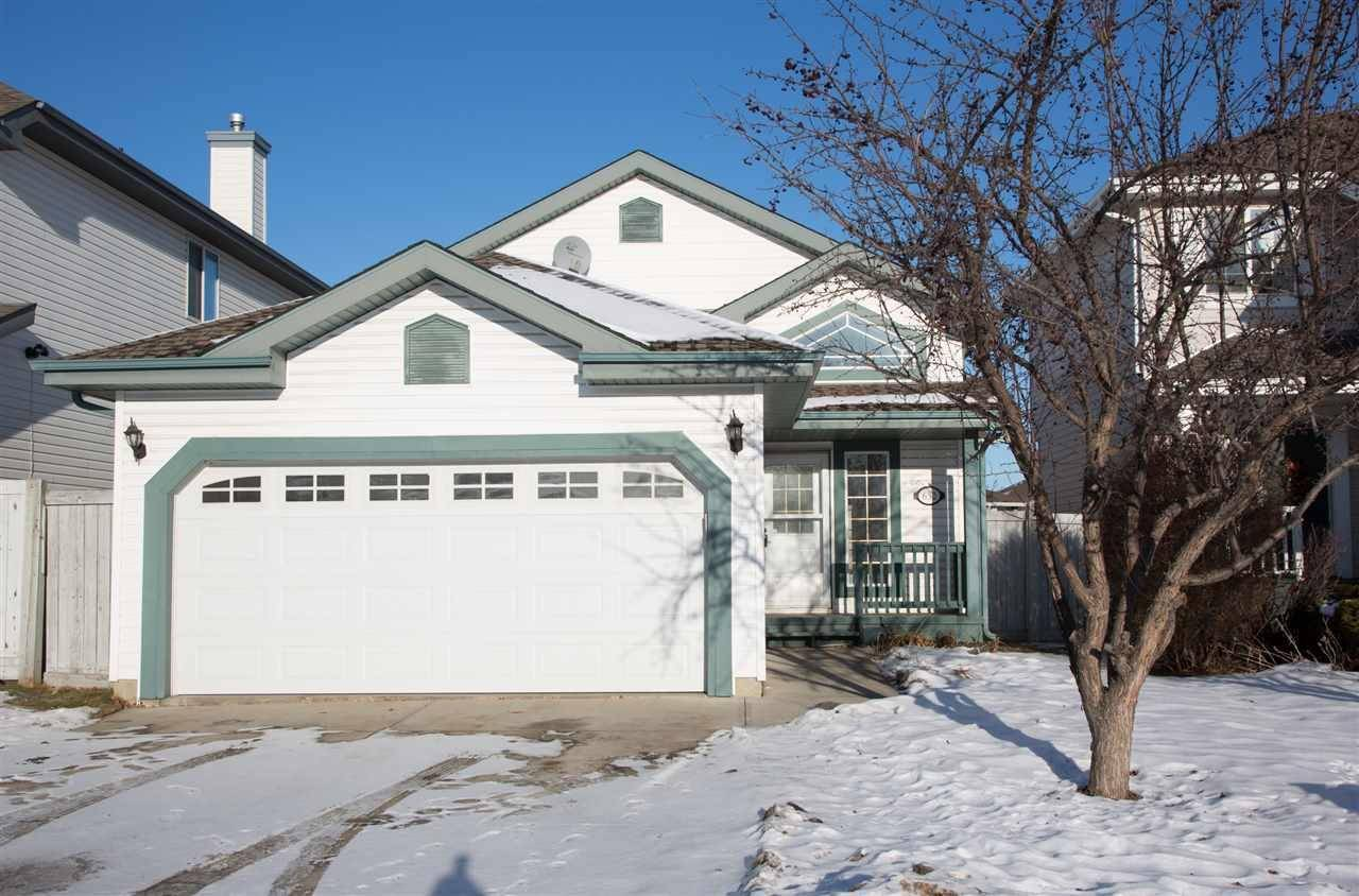 House for sale at 632 Glenwright Cres Nw Edmonton Alberta - MLS: E4183609