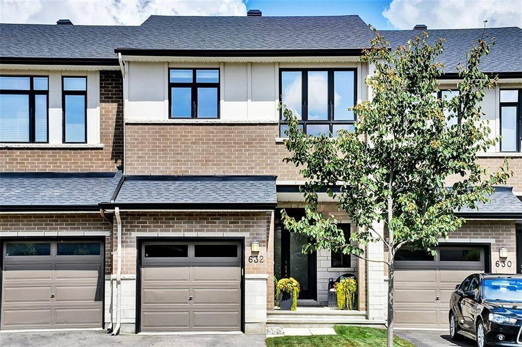 Townhouse for sale at 632 Guernsey Pl Ottawa Ontario - MLS: 1168601