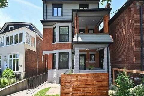 Townhouse for sale at 632 Indian Rd Toronto Ontario - MLS: W4790769