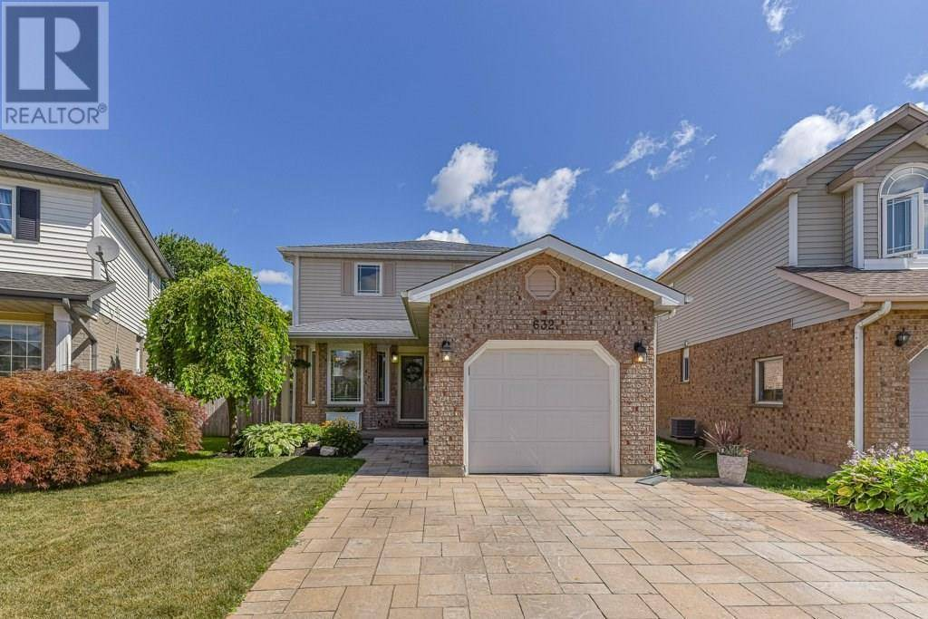 House for sale at 632 Millcroft Pl Waterloo Ontario - MLS: 30757735