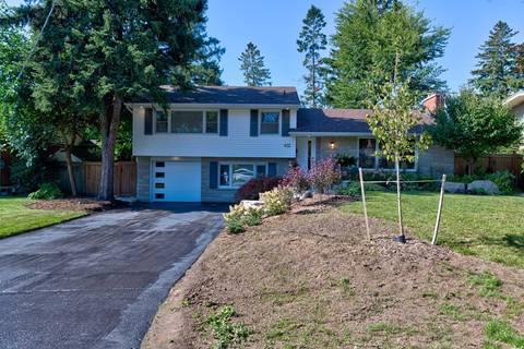 House for sale at 632 Vanderburgh Dr Burlington Ontario - MLS: W4584147