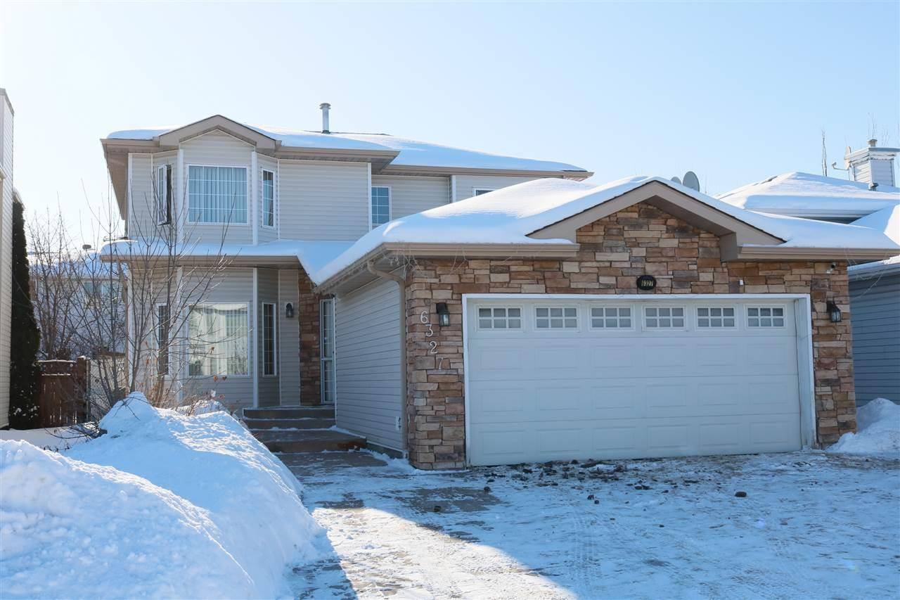 House for sale at 6327 159 Ave Nw Edmonton Alberta - MLS: E4188496