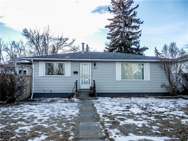 Sold: 6327 Bowmont Crescent Northwest, Calgary, AB