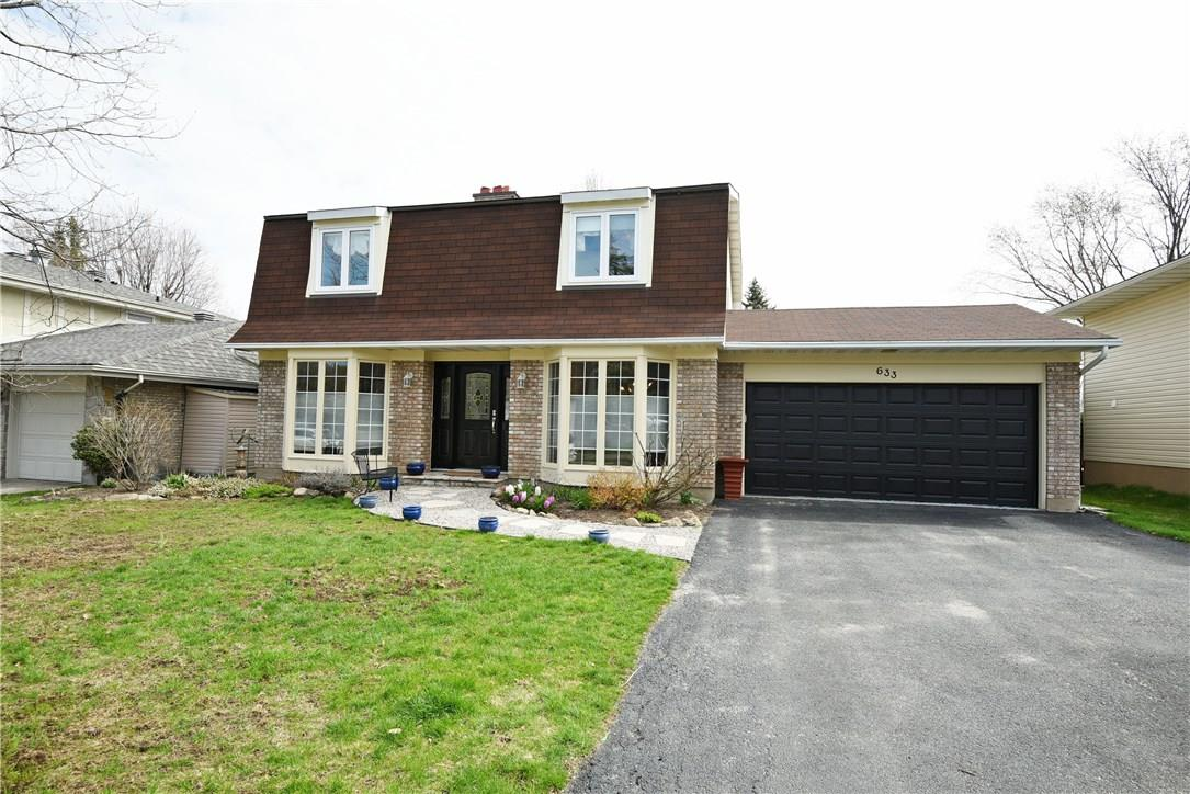 Removed: 633 Clancy Street, Ottawa, ON - Removed on 2018-06-21 10:10:11