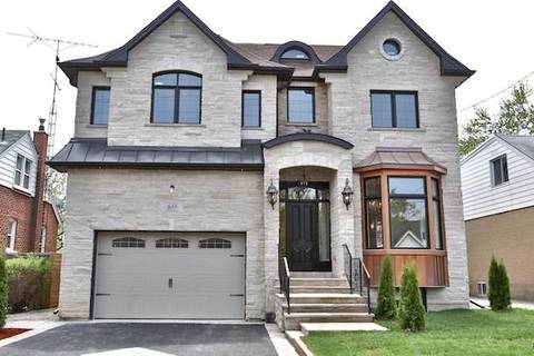 House for sale at 633 Coldstream Ave Toronto Ontario - MLS: C4457146