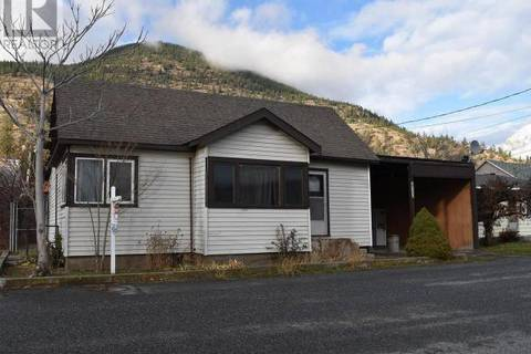 House for sale at 633 Fraserview St Lillooet British Columbia - MLS: 143066