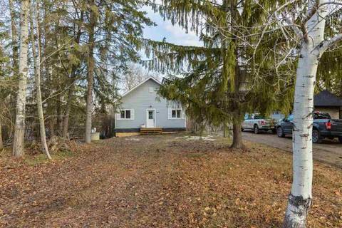 House for sale at 633 Lakeside Pt Rural Parkland County Alberta - MLS: E4151633