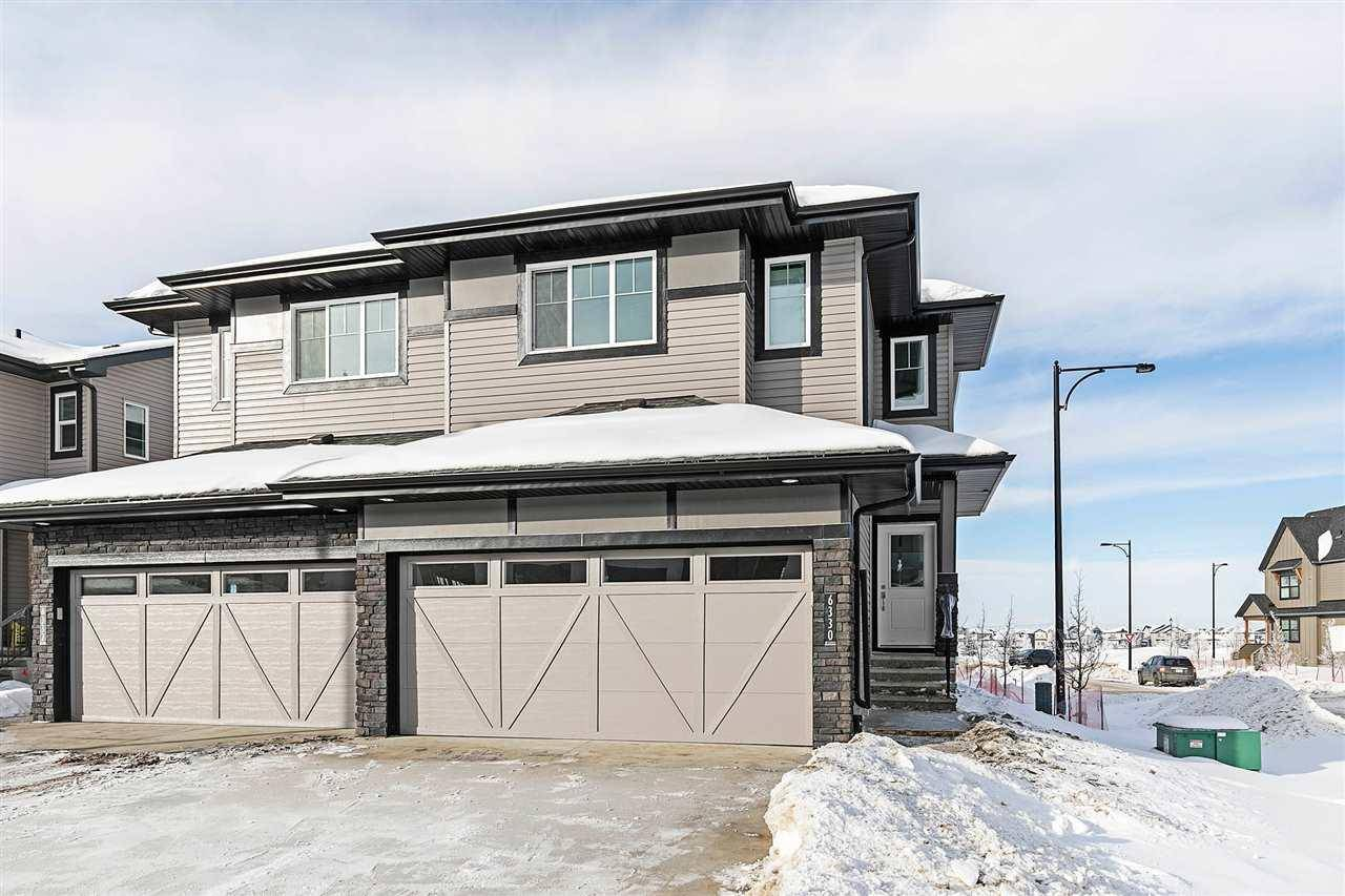 Townhouse for sale at 6330 Cartmell Rd Sw Edmonton Alberta - MLS: E4185998