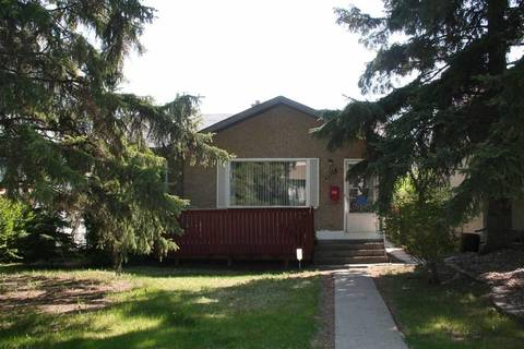 House for sale at 6331 112 St Nw Edmonton Alberta - MLS: E4159537