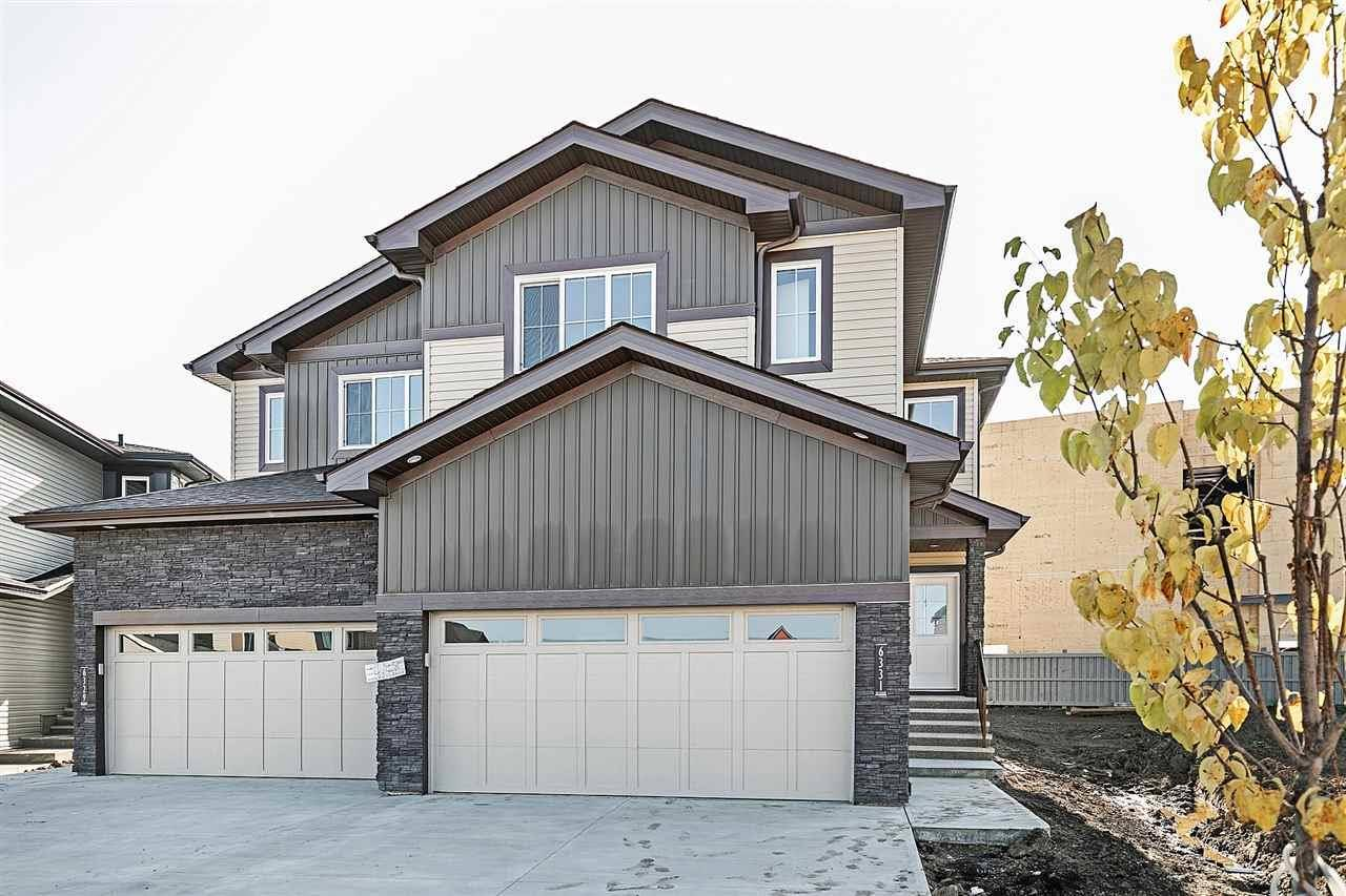 Townhouse for sale at 6331 Cartmell Rd Sw Edmonton Alberta - MLS: E4175062