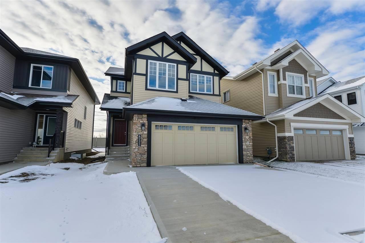 House for sale at 6333 Crawford Li Sw Edmonton Alberta - MLS: E4180128