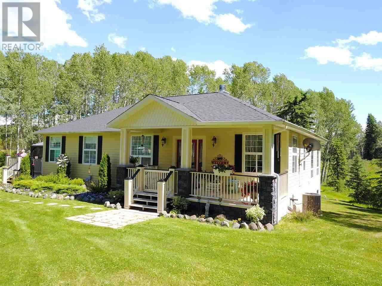 House for sale at 6335 Doman Rd Horse Lake British Columbia - MLS: R2434136
