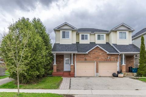 Townhouse for sale at 633 Basswood St Waterloo Ontario - MLS: X4461194