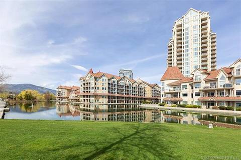 Condo for sale at 1088 Sunset Dr Unit 634 Kelowna British Columbia - MLS: 10181123