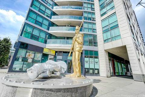 Condo for sale at 600 Fleet St Unit 634 Toronto Ontario - MLS: C4687208