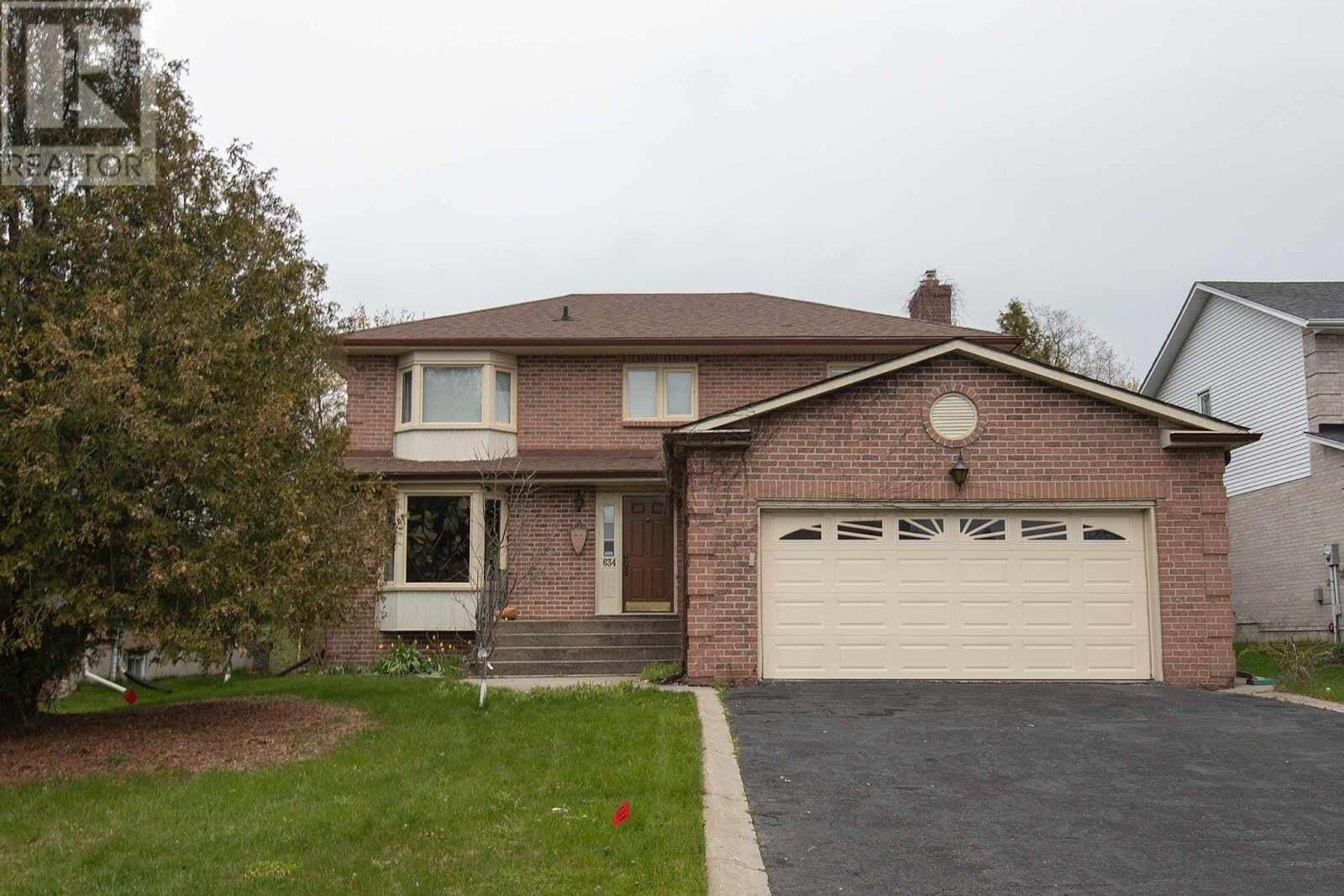 House for sale at 634 Braeside Cres Kingston Ontario - MLS: K20002342
