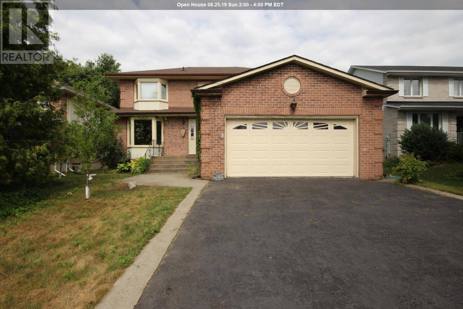 House for sale at 634 Braeside Cres Kingston Ontario - MLS: K19005082