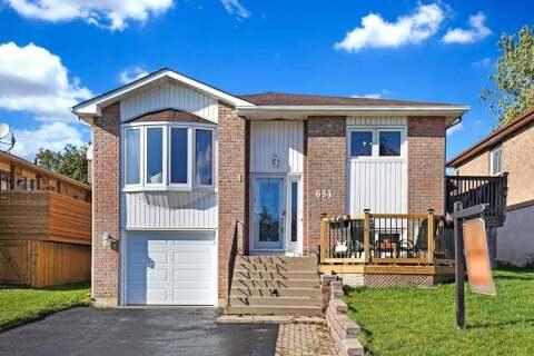 House for sale at 634 Crimson Cres Oshawa Ontario - MLS: E4964366