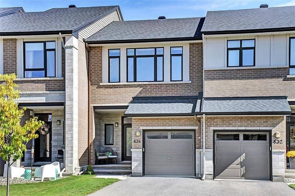 Townhouse for sale at 634 Guernsey Pl Ottawa Ontario - MLS: 1170588