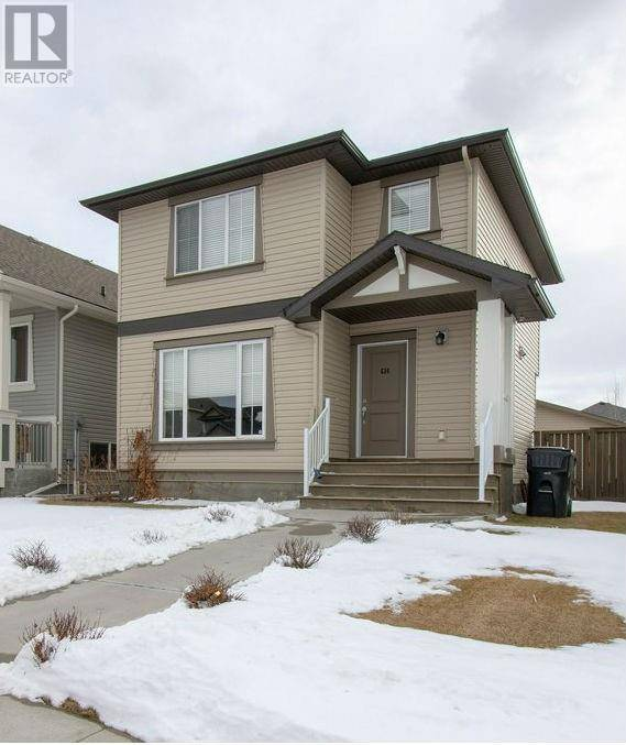 House for sale at 634 Haarlem Cres N Lethbridge Alberta - MLS: ld0188512