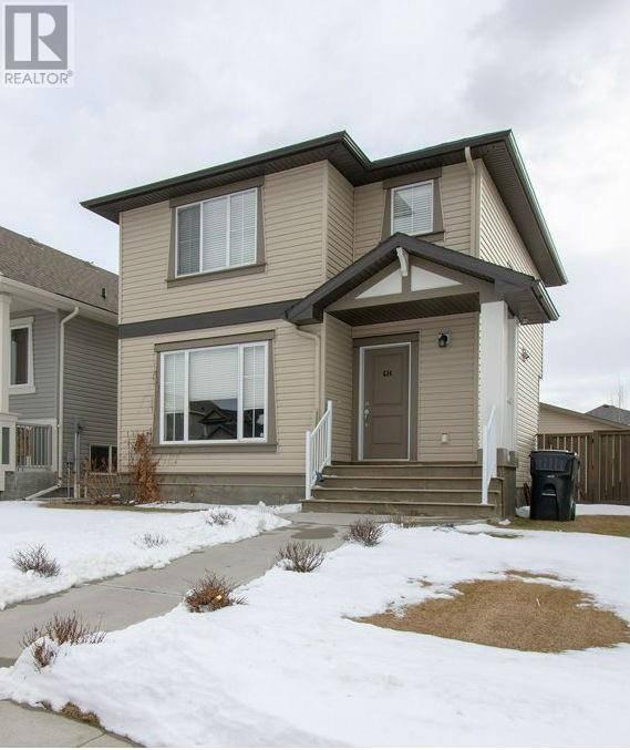 House for sale at 634 Haarlem Cres N Lethbridge Alberta - MLS: ld0188512