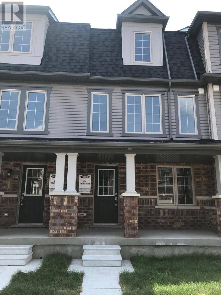 Townhouse for rent at 634 Linden Dr Cambridge Ontario - MLS: 30754744