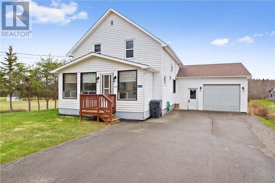 House for sale at 634 Memramcook East Rd Memramcook New Brunswick - MLS: M128225