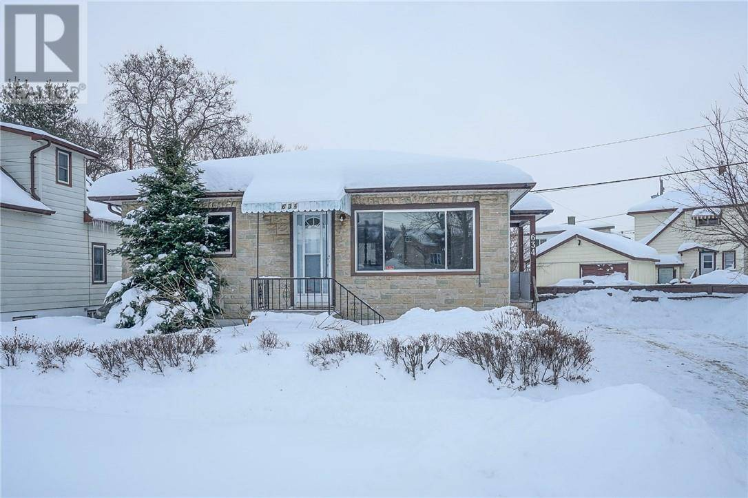House for sale at 634 Morin Ave Sudbury Ontario - MLS: 2084350