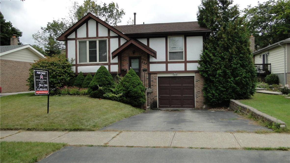 House for sale at 634 Oxford Rd Burlington Ontario - MLS: H4063868